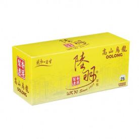 陸羽 ティーバッグ 烏龍(ウーロンちゃ) 25袋