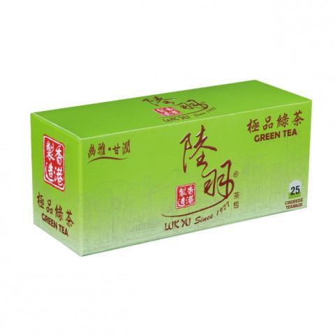 Luk Yu Tea Green Tea 25 teabags