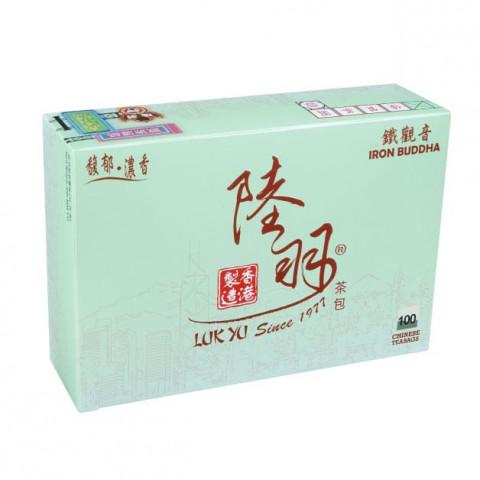 Luk Yu Tea Iron Buddha 100 teabags