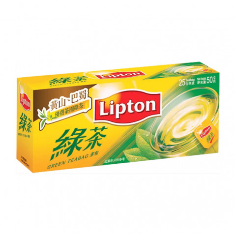 Lipton Tea Green Tea 25 teabags