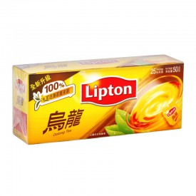 リプトン ティーバッグ 烏龍(ウーロンちゃ) 25袋
