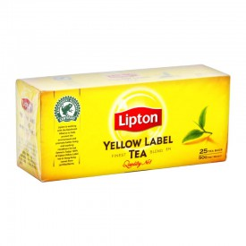 Lipton Tea Black Tea 25 teabags
