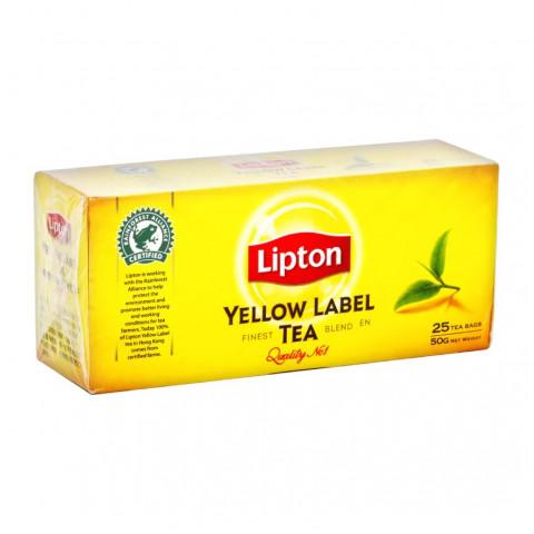 リプトン ティーバッグ 紅茶 25袋