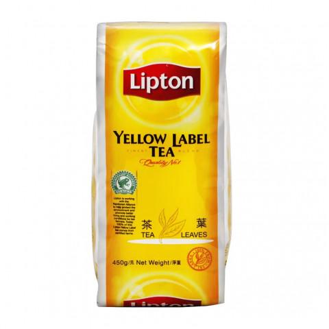 立頓 包裝茶葉 紅茶 450克