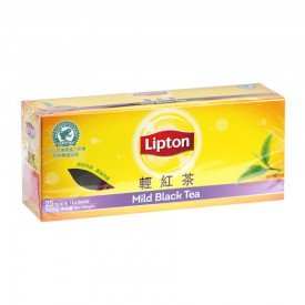 Lipton Tea Mild Black Tea 25 teabags