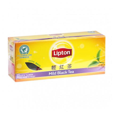 Lipton Tea Mild Black Tea 25 teabags