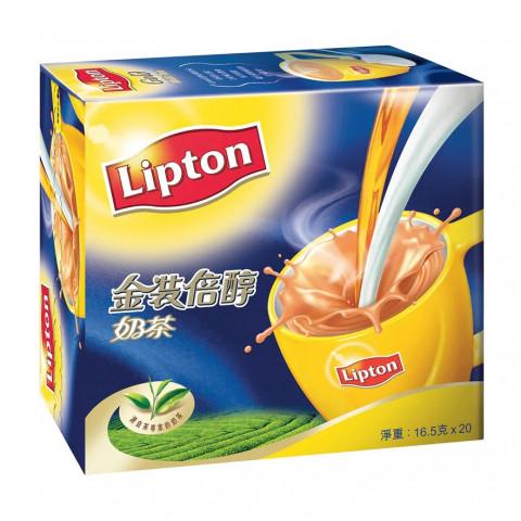 立頓 金裝三合一奶茶 20包