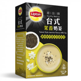 Lipton Taiwan Style Jasmine Milk Tea 10 packs