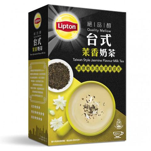 立頓 絕品醇台式茉香奶茶 10包