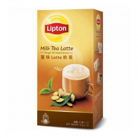 Lipton Ginger Milk Tea Latte 12 packs