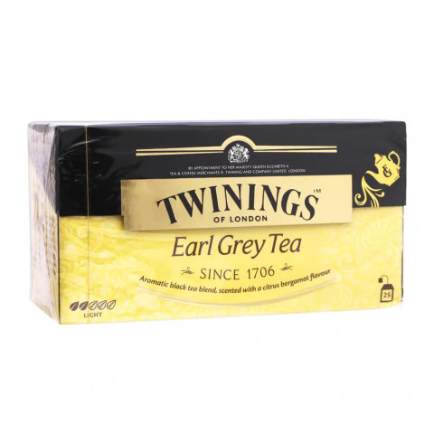 Twinings Earl Gery Tea 25 teabags