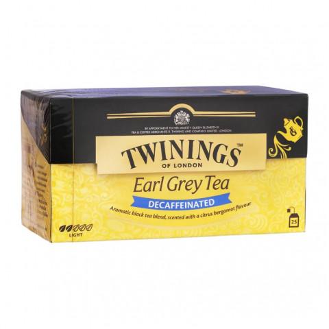 Twinings Earl Gery (Decaffeinated) Tea 25 teabags
