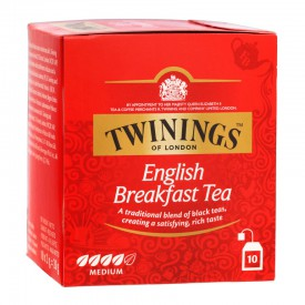 Twinings English Breakfast Tea 10 teabags