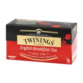 Twinings English Breakfast Tea 25 teabags