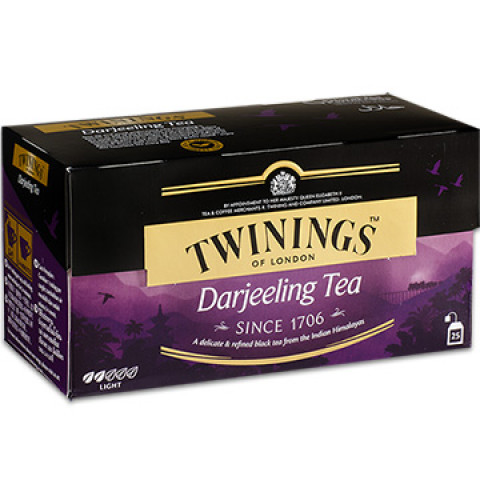 Twinings Darjeeling Tea 25 teabags