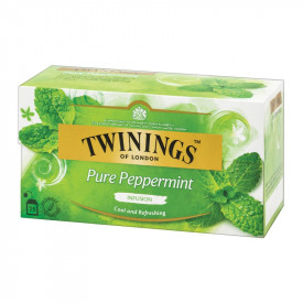 Twinings Pure Peppermint 25 teabags