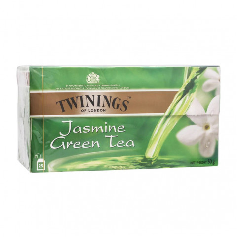 Twinings Jasmine Green Tea 25 teabags