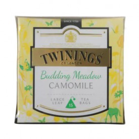 Twinings Large-Leaf Tea Bag Budding Meadow Camomile 15 teabags