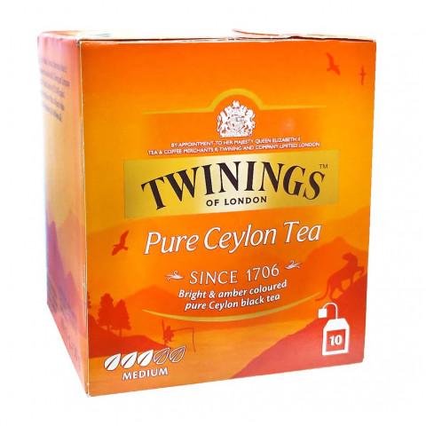 Twinings Ceylon Orange Pekoe Tea 10 teabags