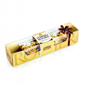 Ferrero Rocher Chocolate 5 count