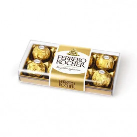 Ferrero Rocher Chocolate 8 count