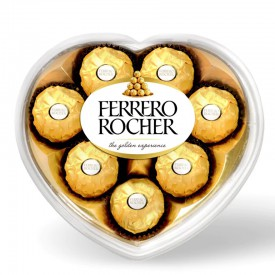 Ferrero Rocher Chocolate Gift Box 8 count