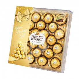 Ferrero Rocher Chocolate Gift Box 24 count