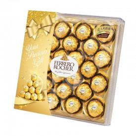 費列羅 金莎 巧克力 金鑽禮盒 24粒