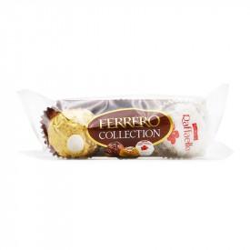 費列羅 臻品巧克力及甜點禮盒 3粒