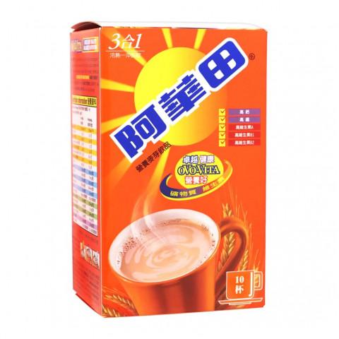 阿華田 三合一營養麥芽飲品 10包
