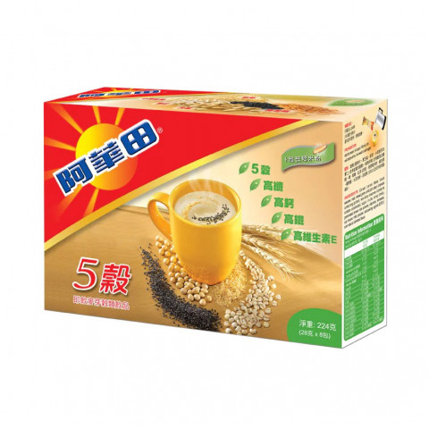 オバルチン 麦芽飲料 五穀 8袋