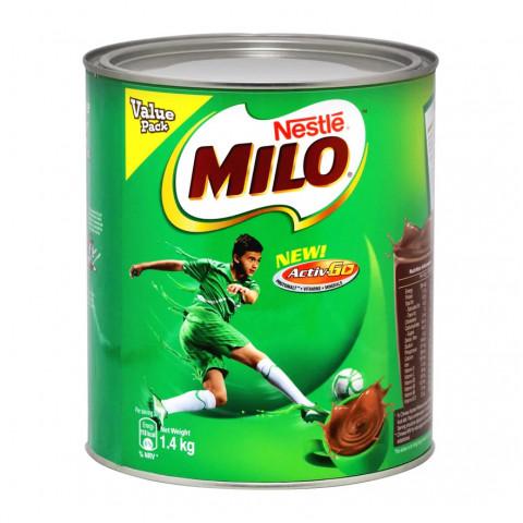 Milo Actge Powdered Drink Jar 1.4kg