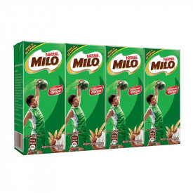 Milo Nutritious Malt Drink Multipack 180ml x 4 packs