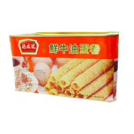 Duck Shing Ho Butter Eggrolls 400g