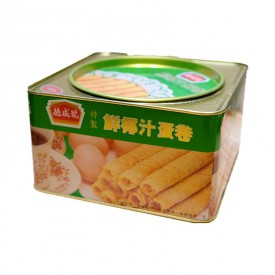 Duck Shing Ho Coconut Eggrolls 400g