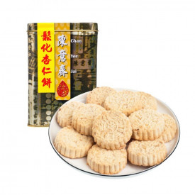 Chan Yee Jai Almond Cookies 6 pieces