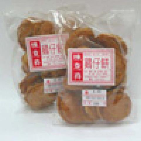 陳意齋 クッキー 甘からいチキン風味 100g