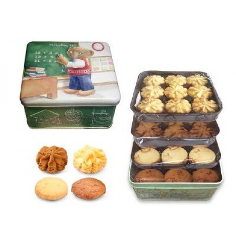 Jenny Bakery 4 Mix Butter Cookies 380g