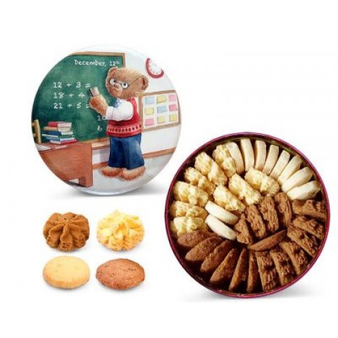 Jenny Bakery 4 Mix Butter Cookies 640g