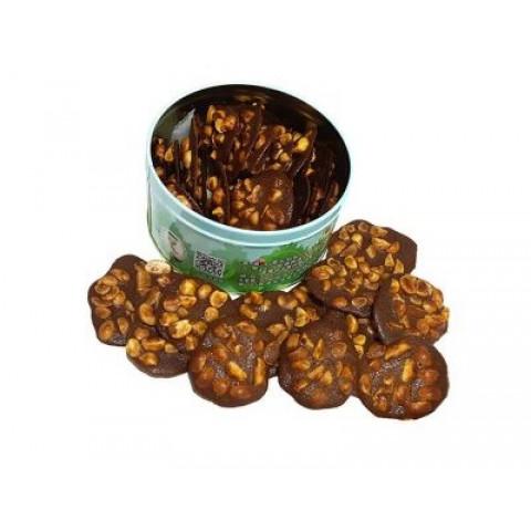 珍妮曲奇 夏威夷果仁巧克力脆片 255克