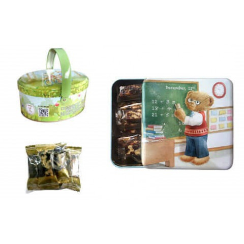 Jenny Bakery Walnut & Date Candy 12 count