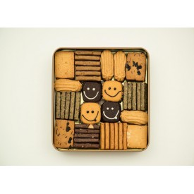 Cookies Quartet Assorted Cookies 9 Flavour 250g