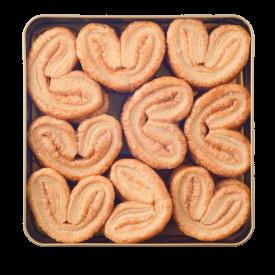 Cookies Quartet Palmier 250g