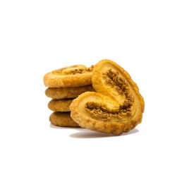 Cookies Quartet Gold Flaxseed Palmier 100g