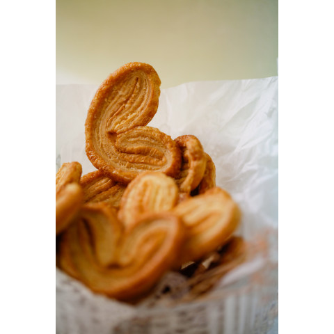 Cookies Quartet Palmier 100g