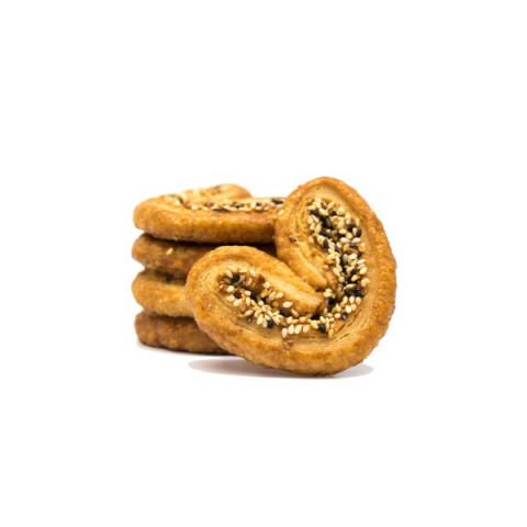 Cookies Quartet Sesame Palmier 100g