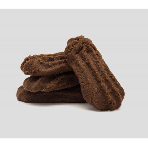 Cookies Quartet Chocolate Butter Stick 100g