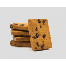 Cookies Quartet Orange Chocolate Crunchy 100g