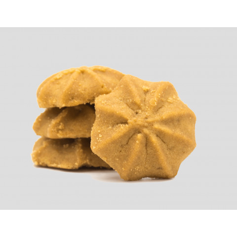 Cookies Quartet Coconut Flower Palm Sugar Cookies 100g