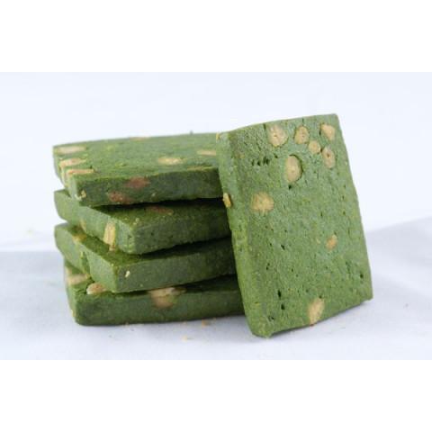曲奇四重奏 クッキー 松の実&緑茶味 100g